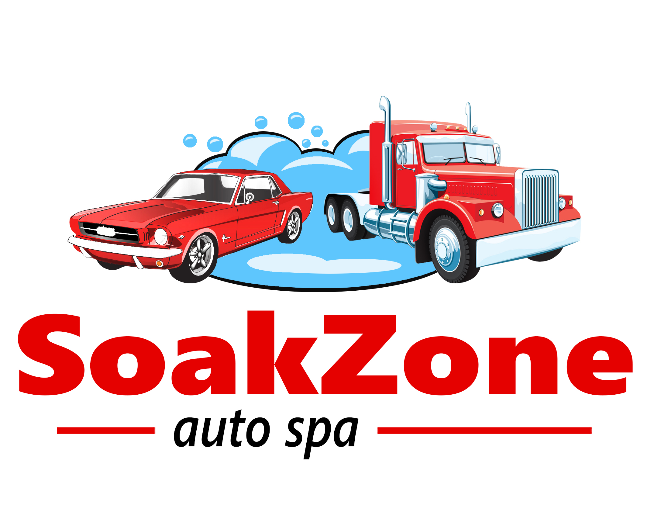 SoakZone Auto Spa